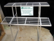 "Green Barn Orchid Bench 2-tiered 36"" NEW"