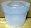Natural Plastic Pot 10""