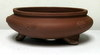 "Bonsai Pot A14  9 x 3.5"" high (round)"
