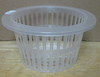 Translucent net pot 6 inch