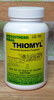 Thiomyl systemic powder fungicide 2 oz.