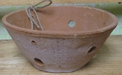 "Rustic Bowl - Large, 9"" across, 4"" deep OUT OF STOCK"