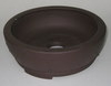 "Bonsai Pot A16 7.5 x 3"" high (round)"