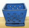 "LOTUS22 Blue 7"" x 7"" x 6"" high OUT OF STOCK"
