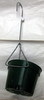 Single wire clay or plastic pot hanger 8 inches