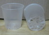 "Translucent Round Pot 2 3/8"" x 2 3/8"" deep"