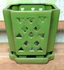 "E-LOTUS1 Green 6"" x 7"" high OUT OF STOCK"