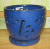 "G-LOTUS-7 Blue  7.5"" x 6"" high"