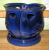 "LOTUS-27 Blue 7"" x 6"" high"