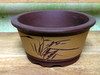 "Bonsai B-15  Bonsai Pot 6"" x 3"" round"
