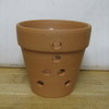 Air Flo Clay Pot with holes - 4""