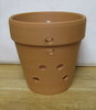 Air Flo Clay pot with holes - 5""